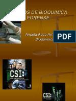 Clase001 Tópicos Bioquímica Forense