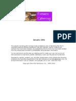 FressenCatering Sample