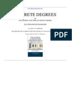 Discrete Degrees in Successive and Simultaneous Order