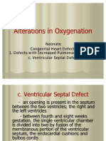 Alterations in Oxygenation 5