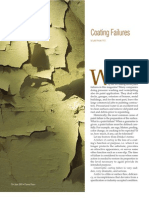Coating Failures 2005-06