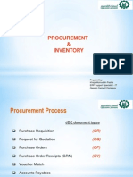 Procurement Training