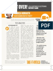 CFS Ontario 2011 NDP Report Card on PSE