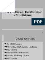 The DB2 Engine - The Life Cycle of a SQL Statement