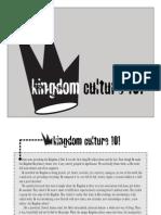 Kingdom Culture BS