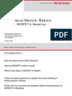 MOS Device Chap1