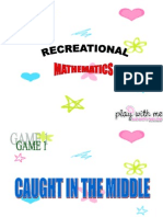 Recreational Maths Games