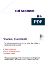 Final Accounts-Sole Traders