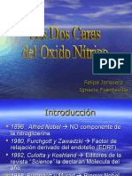 Exposición_Óxido Nítrico_Introducción a Bioquímica II