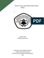 Analisis Vegetasi Cagar Alam Gunung Tukung Gede
