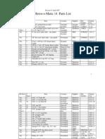 14-partslist