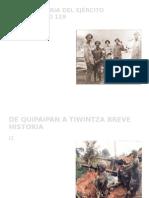 Breve Histotia Del Ejercito Ecuatoriano
