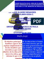 PROYECTO-UFPSO-SUSTENTACIÓN 2009