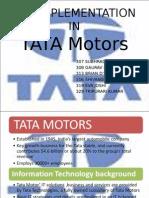 EPS Tata Motors 2003