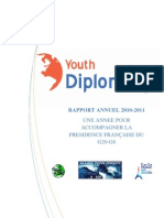 YouthDiplomacy_RapportAnnuel_2011