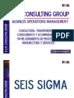 Seis Sigma BOM Consulting