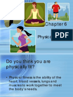 5 Components of  Fitness/Exercise Plan/FITT Powerpoint