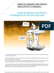 Energy Scenarios in Germany and France
