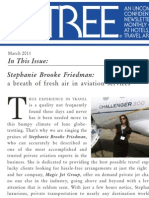 Article about Stephanie Brooke Friedman in Entree