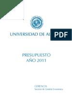 presupuesto2011