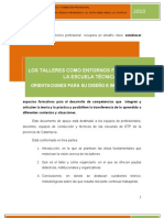 Cuadernillo Educacion Tecnico Profesional