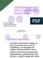 Contratos Individuales y Contratos y Convenios Colectivos1