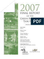 Green Building Task Force -Final Report GBTF 121907