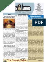 """2011-09-25 Boletín Semanal """"La Casa de Todos"""" Chimbote Perú"""