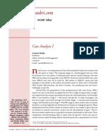 Naukri.com Case Analysis