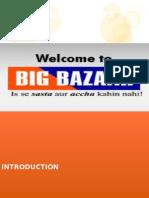 Big Bazaar Present