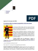 Catalanismo y Fascismo Aleman