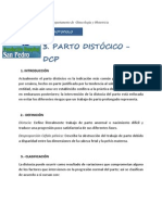 protocolo distocico FHSP
