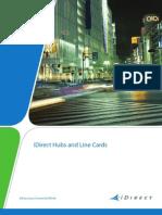 Product Brochure iDirect Hub