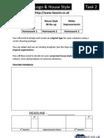 Task 2 - Corporate Identity