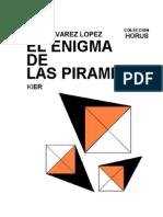 Jose Alvarez Lopez-El Enigma de Las Piramides
