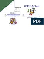Cuadernillo informativo curso 2011-2012