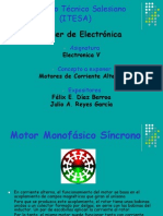 Motores de Corriente Alterna Version 2003