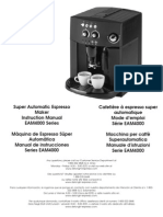 Delonghi Caffe Venenzia Manual