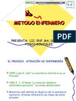 PRESENTACION METODO ENFERMERO.