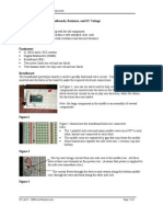EF Lab 01 - DMM and Resistors