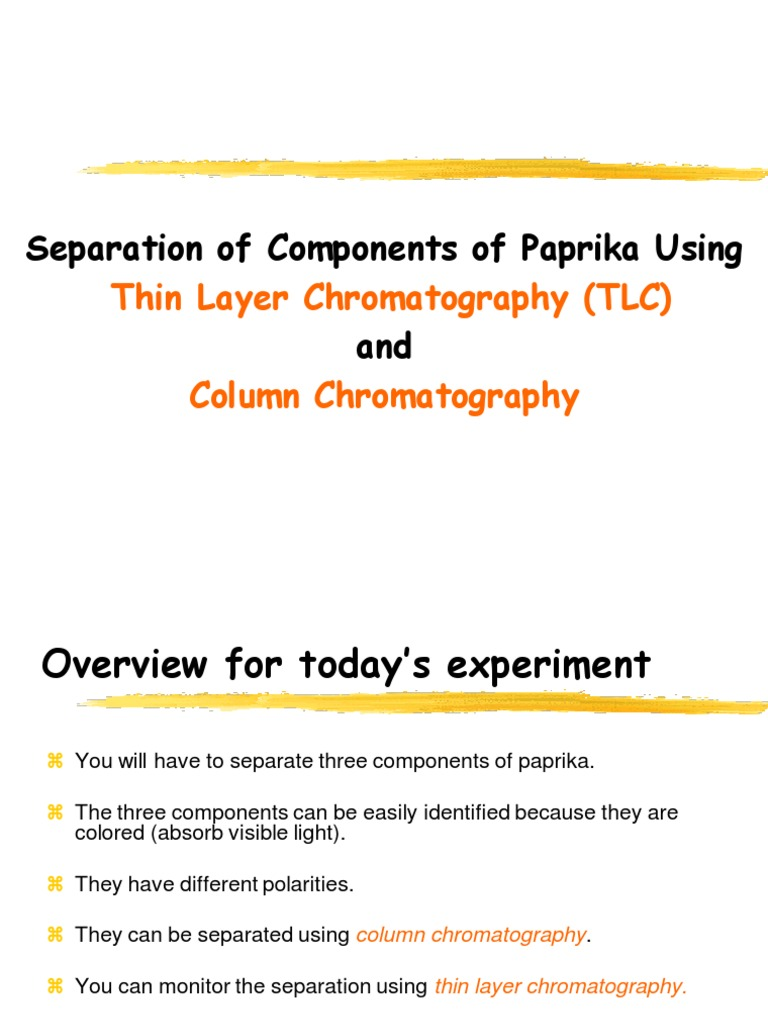 separation of the components of vodka Gc column selection guide sigma-aldrichcom/gc an optimized chromatographic separation begins with the column the selection of the proper capillary column for any application one sample component that can be applied to the column without.