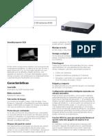 Proyector VPL-CX21