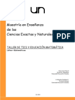 Guia 2 LaTeX -Matematicas
