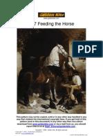 417 Корм для лошадей