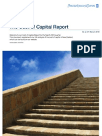 PwC Cost of Capital March 2010