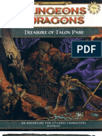 Treasure of Talon Pass