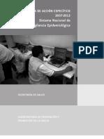 Vigilacia epidemiologica librito