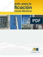 Reglamento Certificacion Instalaciones2010