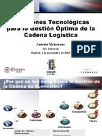 Soluciones Tecnologicas Para Gestion Scm