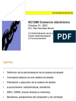 Scm E-procurement